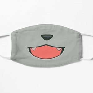 Raymond's mouth Flat Mask RB3004product Offical Animal Crossing Merch