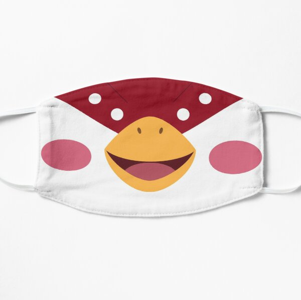 Star Crossed Celestial Owl Flat Mask RB3004product Offical Animal Crossing Merch