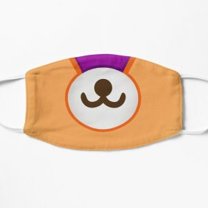 stitches Flat Mask RB3004product Offical Animal Crossing Merch