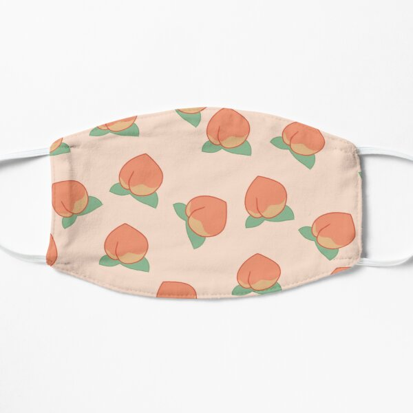 Peach Face Mask  Flat Mask RB3004product Offical Animal Crossing Merch