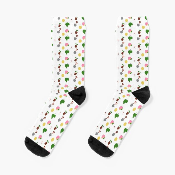 Animal crossing essentials  Socks RB3004product Offical Animal Crossing Merch