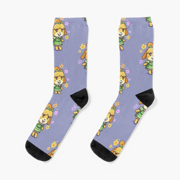 Isabelle Socks RB3004product Offical Animal Crossing Merch