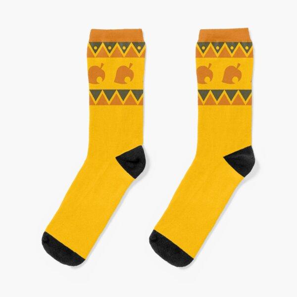 Nook Socks Socks RB3004product Offical Animal Crossing Merch