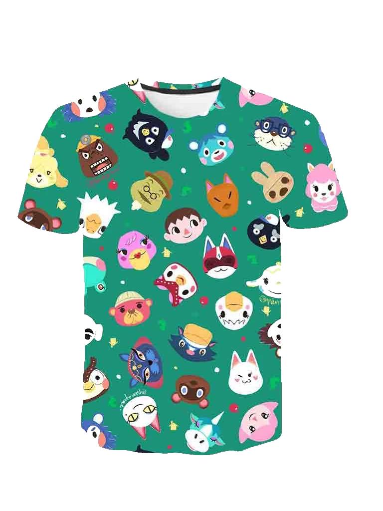 animalcrossingmerchandise Short Sleeve T Shirt - Animal Crossing Shop