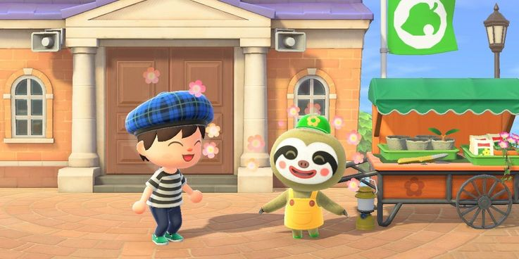 Animal Crossing New Horizons Nature Day Leif Cropped - Animal Crossing Shop